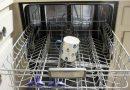 La façon la plus simple de nettoyer un lave-vaisselle.